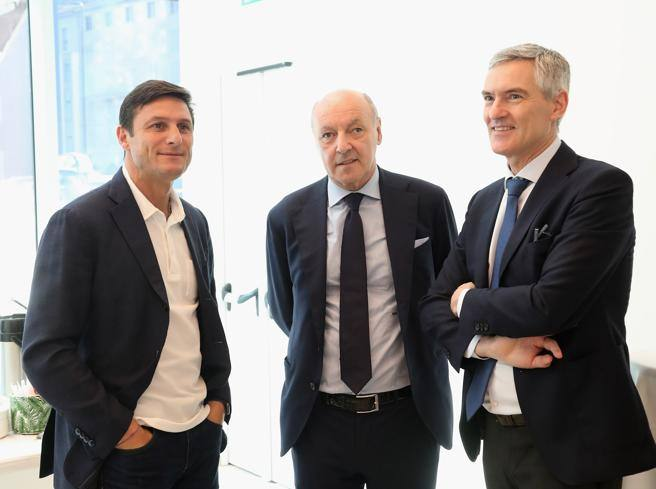 «Suning-Bc Partners?  No alarm, we will have stability »- Corriere.it