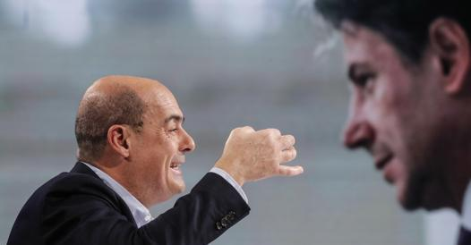 What Zingaretti will say about Conte today to the Pd- Corriere.it management
