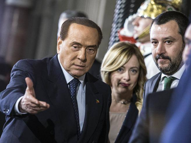 """We need national unity"" and the center-right fears the split – Corriere.it"