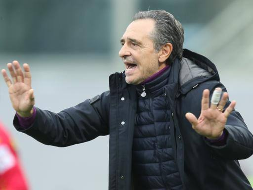 "Prandelli: ""Via the fear, with Lazio now we need continuity"""