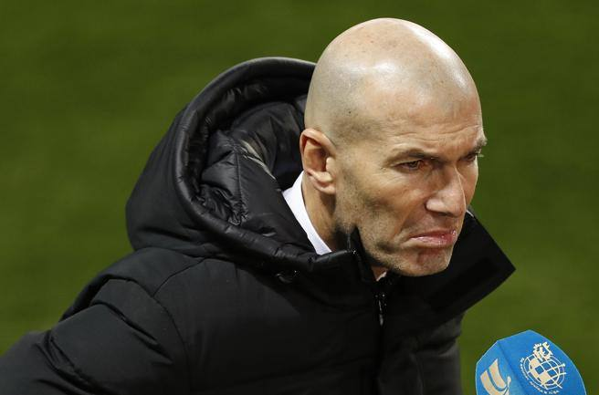 Zinedine Zidane positive for covid, the Real Madrid coach is in isolation – Corriere.it