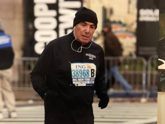 """""""A marathon for my 90 years"""" – Corriere.it"""