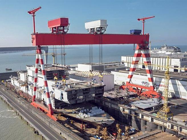 Fincantieri-Stx, the agreement between Italy and France jumps- Corriere.it