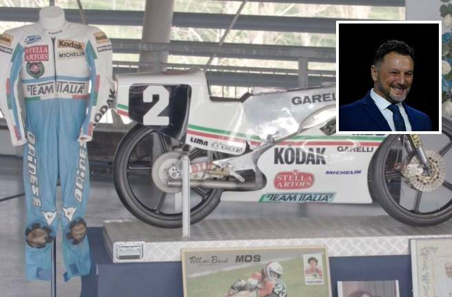 "Gresini, the funeral: Loris Capirossi: ""He was always there"" – Corriere.it"