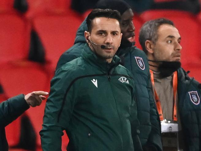 referee Coltescu suspended until the end of the season, but it was not racism- Corriere.it