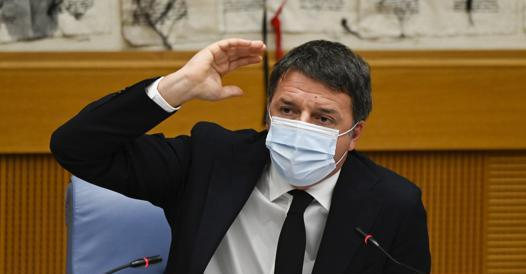 Envelope with two shells sent to Renzi in the Senate.  Bipartisan solidarity- Corriere.it