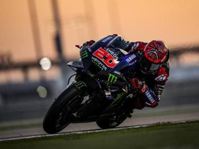 MotoGp, test in Qatar: Quartararo leader, Aprilia improved, Rossi has to work.  What we learned from the first laps