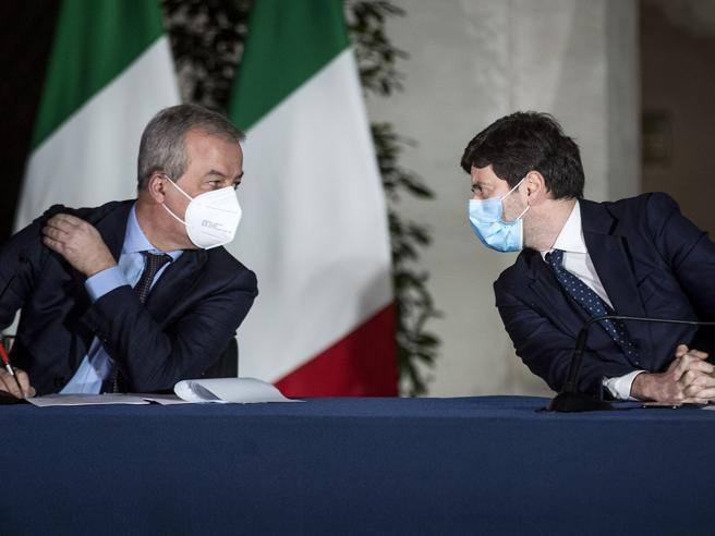 Draghi pushes the team and leaves the scene to the ministers- Corriere.it