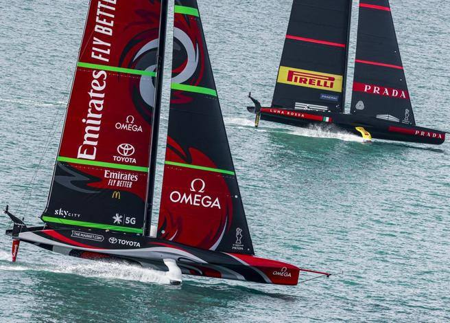 America's Cup, Luna Rossa-Team New Zealand: the 7 reasons why the Italian boat can win in Auckland
