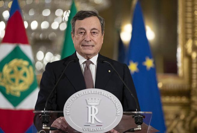 Draghi locks up the Recovery: pact at Palazzo Chigi with the unions